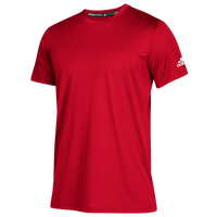 adidas Team Clima Tech T-Shirt - Men's - Red