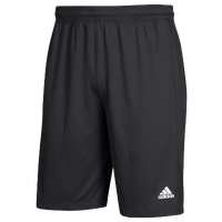 adidas Team Clima Tech 2-Pocket Shorts - Men's - Black / White