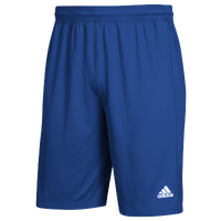 adidas Team Clima Tech 2-Pocket Shorts - Men's - Blue / White