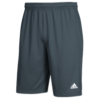 adidas Team Clima Tech 2-Pocket Shorts - Men's - Grey / White