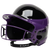Purple/Black | Includes Facemask