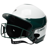 RIP-IT Vision Pro Helmet with Facemask - Women's - Dark Green / White