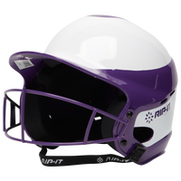 RIP-IT Vision Pro Helmet with Facemask - Women's - Purple / White