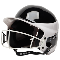 RIP-IT Vision Pro Helmet with Facemask - Women's - Black / White