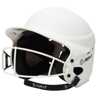 RIP-IT Vision Pro Helmet with Facemask - Women's - All White / White