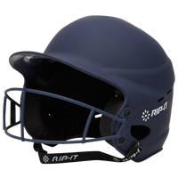 RIP-IT Vision Pro Helmet with Facemask - Women's - Navy / Navy
