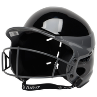 RIP-IT Vision Pro Helmet with Facemask - Women's - Grey / Black