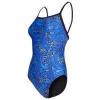 Dolfin Hurricane V-2 Back Swimsuit - Women's - Blue
