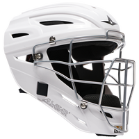 All Star System 7 MVP Catcher's Head Gear - White