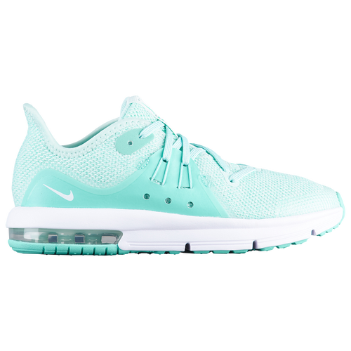 b45942bacd Nike Air Max Sequent 3 - Girls' Preschool - Running - Shoes - Igloo ...