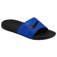 bdeb382f1187 Nike Benassi Swoosh Slide - Men s - Casual - Shoes - Game Royal ...