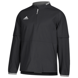 adidas Fielder's Choice 2.0 Covertible Jacket - Men's - Black/Core Heather