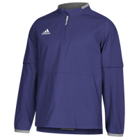 adidas Fielder's Choice 2.0 Covertible Jacket - Men's - Purple