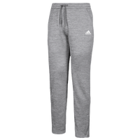 adidas Team Issue Fleece Pants - Women's - Grey / White