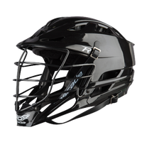 Cascade R Lacrosse Helmet - Men's - Black / Red