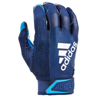 adidas adiZero 9.0 Receiver Gloves - Men's - Blue