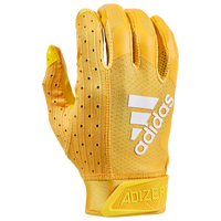 adidas adiZero 9.0 Receiver Gloves - Men's - Yellow