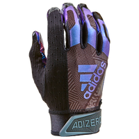adidas AdiZero 9.0 New Reign Receiver Gloves - Men's - Black
