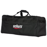 Schutt Large Team Roller Equipment Bag - Black