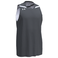Under Armour Team Clutch 2 Reversible Jersey - Men's - Grey / White