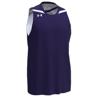 Under Armour Team Clutch 2 Reversible Jersey - Men's - Purple