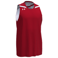 Under Armour Team Clutch 2 Reversible Jersey - Men's - Red