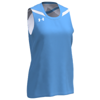 Under Armour Team Team Clutch 2 Reversible Jersey - Women's - Light Blue