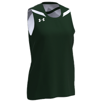 Under Armour Team Team Clutch 2 Reversible Jersey - Women's - Dark Green