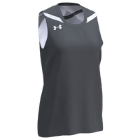 Under Armour Team Team Clutch 2 Reversible Jersey - Women's - Grey / White