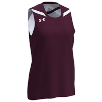 Under Armour Team Team Clutch 2 Reversible Jersey - Women's - Maroon
