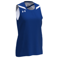 Under Armour Team Team Clutch 2 Reversible Jersey - Women's - Blue