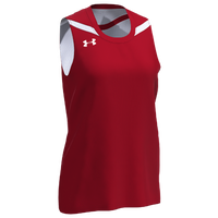 Under Armour Team Team Clutch 2 Reversible Jersey - Women's - Red