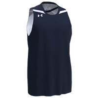 Under Armour Team Clutch 2 Reversible Jersey - Boys' Grade School - Navy / White