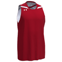 Under Armour Team Clutch 2 Reversible Jersey - Boys' Grade School - Red