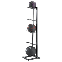 Powermax Single-Sided Medicine Ball Rack