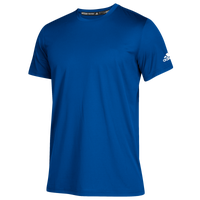 adidas Team Clima Tech T-Shirt - Boys' Grade School - Blue