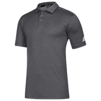 adidas Team Game Mode Polo - Men's - Grey