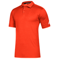 adidas Team Game Mode Polo - Men's - Orange