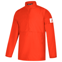 adidas Team Game Mode L/S 1/4 Zip Jacket - Men's - Orange