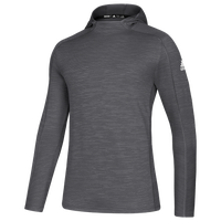 adidas Team Game Mode Training Hood Top - Men's - Grey