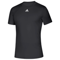 adidas Team Creator Short Sleeve T-Shirt - Men's - Black