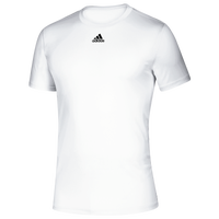 adidas Team Creator Short Sleeve T-Shirt - Men's - White