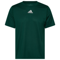 adidas Team Creator Short Sleeve T-Shirt - Men's - Dark Green
