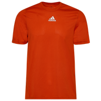 adidas Team Creator Short Sleeve T-Shirt - Men's - Orange