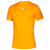 adidas Team Creator Short Sleeve T-Shirt - Men's - Gold