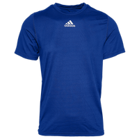adidas Team Creator Short Sleeve T-Shirt - Men's - Blue