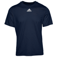 adidas Team Creator Short Sleeve T-Shirt - Men's - Navy