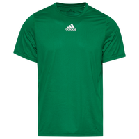 adidas Team Creator Short Sleeve T-Shirt - Men's - Green