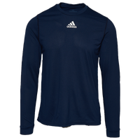 adidas Team Creator Long Sleeve T-Shirt - Men's - Navy