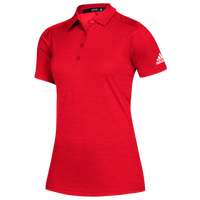 adidas Team Game Mode Polo - Women's - Red